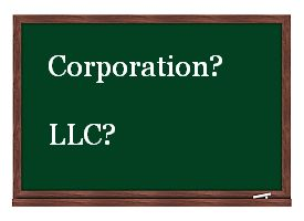Corporation vs. LLC